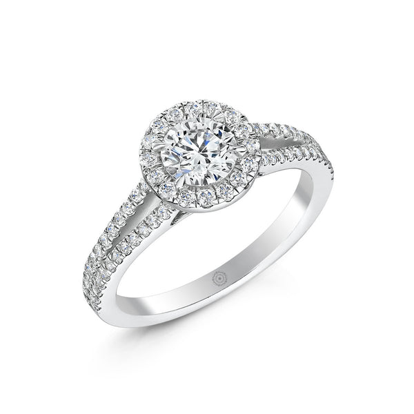 Shine Engagement Ring