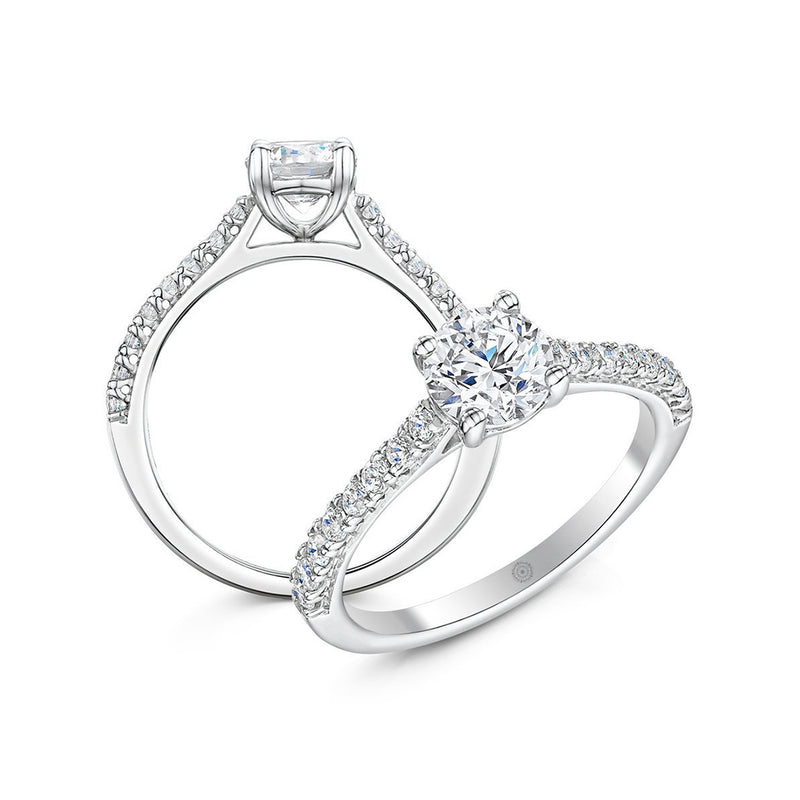 York Engagement Ring