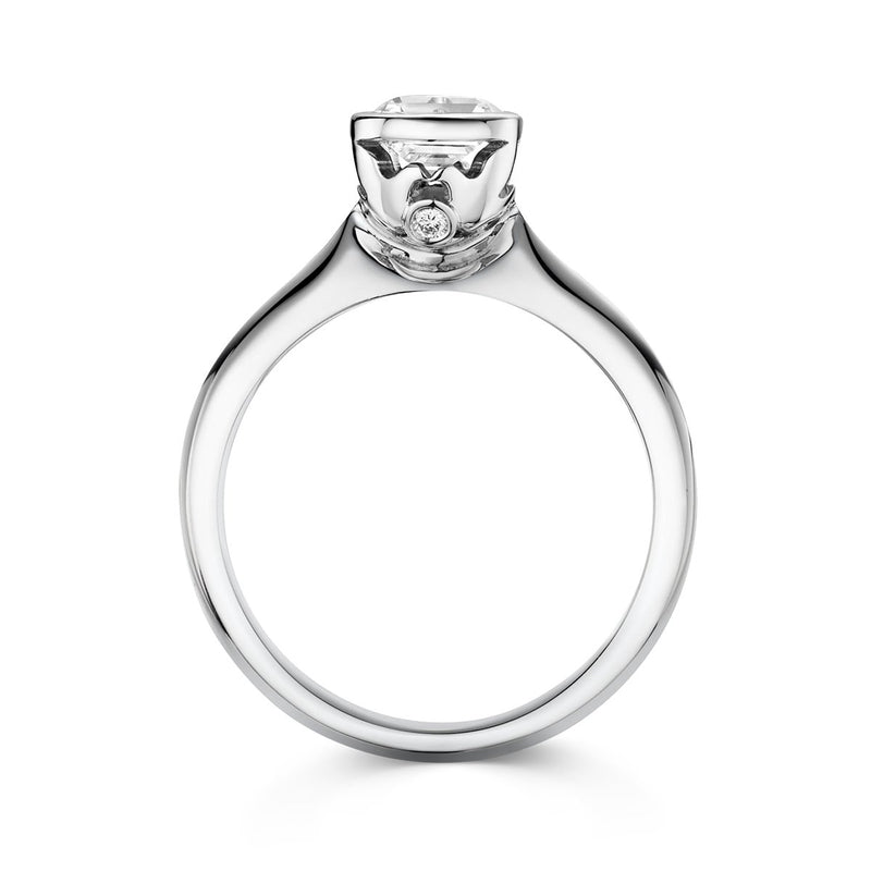 Dove Engagement Ring