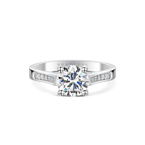Beloved Engagement RIng