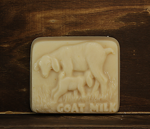 Goat Milk Soap - Nursing Doe