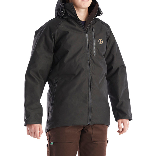 Canvas Down Jacket Mens