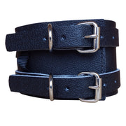 Leather Pig Dog Collar