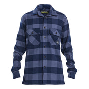 Checked Flannel Shirt Mens