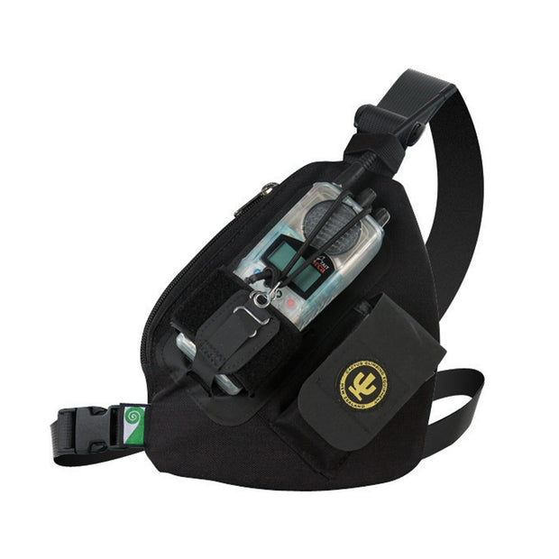 Radio Harness 3-Way with Pouch