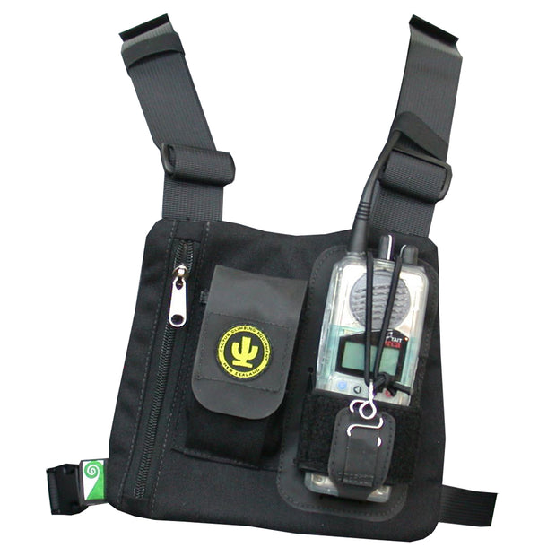 Radio Harness 4-Way with Pouch