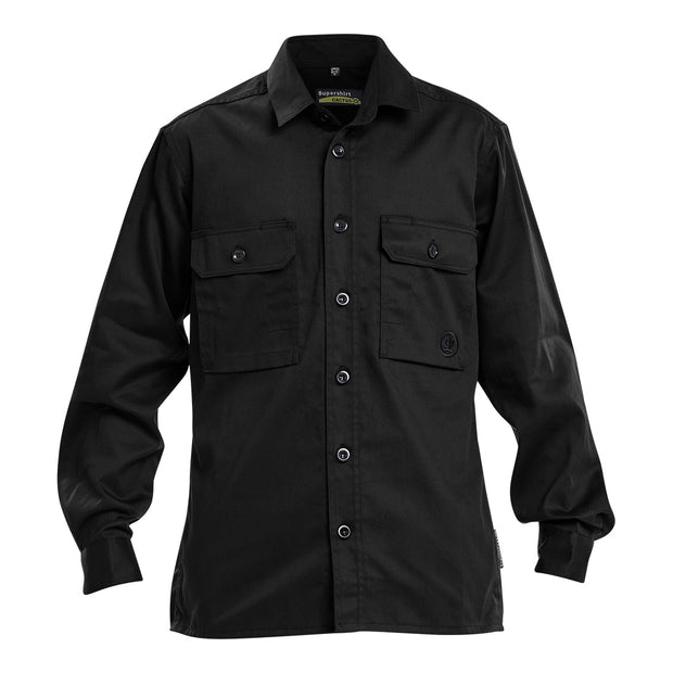 Supershirt Longsleeve Mens