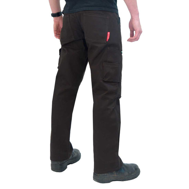 Trade Supertrousers Mens Extra Long Unhemmed