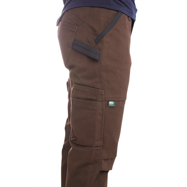 Workfit Trade Supertrousers Womens Unhemmed