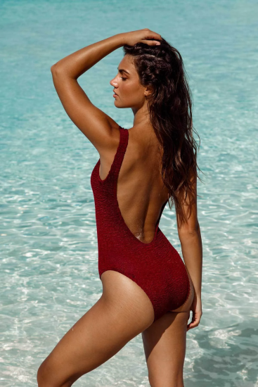 BOUND - The Mara one-piece swimsuit