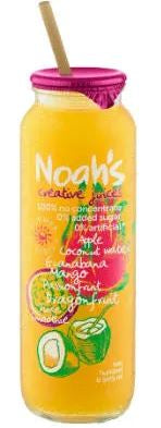 NOAH'S - COCONUT WATER - GUANABANA & MANGO - 260ML - Singapore Deli and Grocer