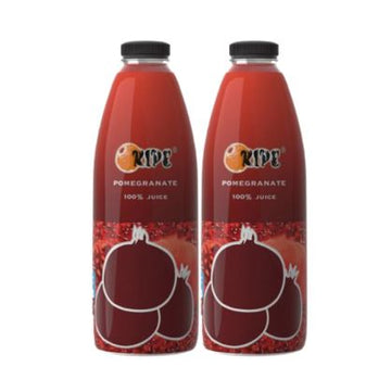RIPE - SUPERFRUIT JUICE - POMEGRANATE - 2X1L
