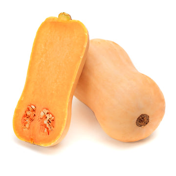 PUMPKIN - BUTTERNUT - HALF PIECE
