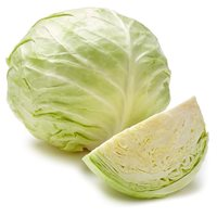 CABBAGE - GREEN - 1 HEAD - UNLOVED