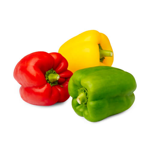 CAPSICUM - MIXED - RYG  3 PIECES - Singapore Deli and Grocer