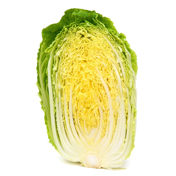 CHINESE CABBAGE - HALF PIECE - Singapore Deli and Grocer