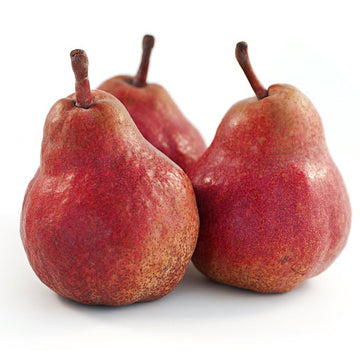 PEARS - RED SENSATION - 4 PIECES
