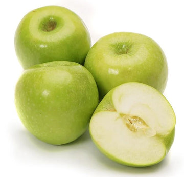 APPLES - GREEN - 6 PIECES