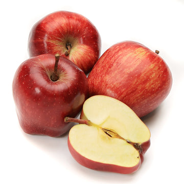 APPLES - RED DELICIOUS - 6 PIECES