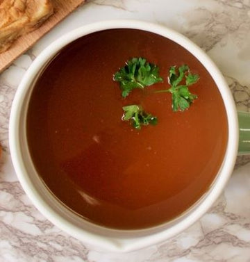 BEEF BONE SOUP STOCK - 500GMS