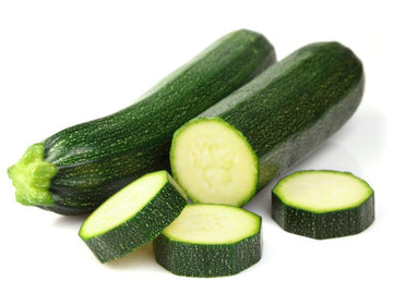 ZUCCHINI - GREEN - 3 PIECES