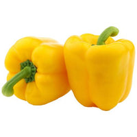 CAPSICUM - YELLOW - 1 PIECE - Singapore Deli and Grocer