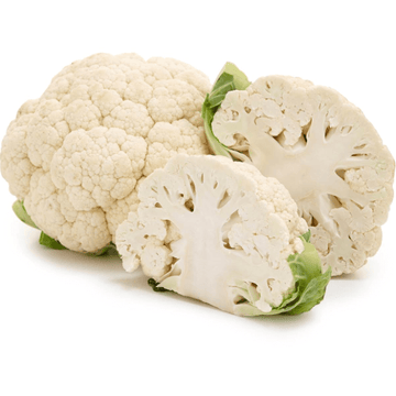 CAULIFLOWER - HALF HEAD