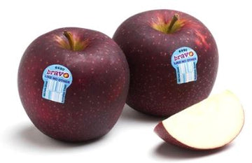 APPLES - BRAVO - 6 PIECES - VERY SWEET!