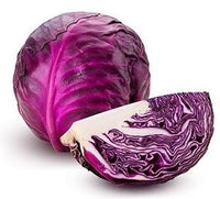 CABBAGE - RED - 1 HEAD