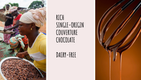 *SPECIAL EDITION* GELATO - DAIRY FREE - EQUATEUR CHOCOLATE (100ML)
