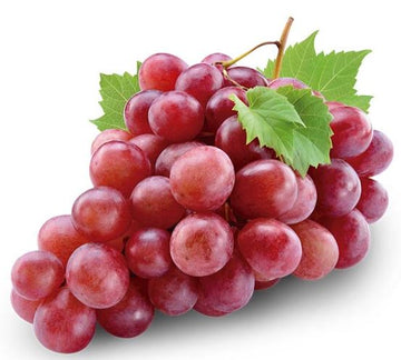 GRAPES - RED - RED GLOBE - 500GMS