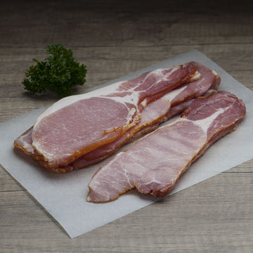 PORK - BACK BACON - DENMARK - 150GMS