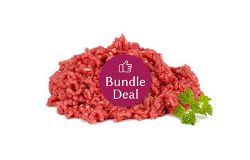 *BUY 5 PROMO* BEEF - MINCE - GRASS FED (500GMS X 5)