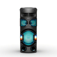 V72D High Power Audio System with BLUETOOTH® Technology