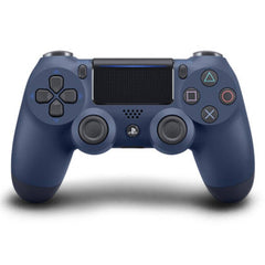 DUALSHOCK®4 Wireless Controller (Midnight Blue)