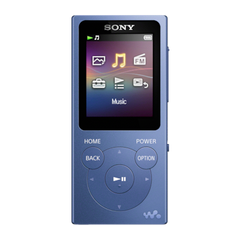 Walkman digital music player