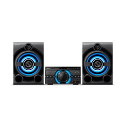 M60D High Power Audio System with DVD
