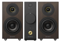 High-Resolution audio system with headphone amp