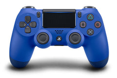 DUALSHOCK®4 Wireless Controller (Wave Blue)
