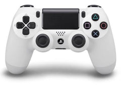 DUALSHOCK®4 Wireless Controller (Glacier White)