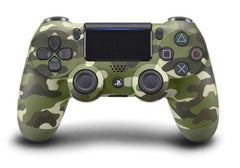 DUALSHOCK®4 Wireless Controller (Green Camouflage)