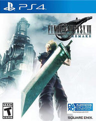 PS4 Final Fantasy 7 Remake Standard Edition (Eng Ver.)