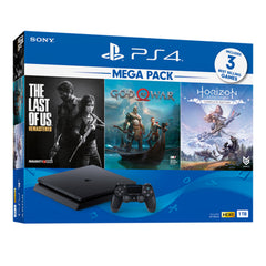 PlayStation 4 Mega Pack 1