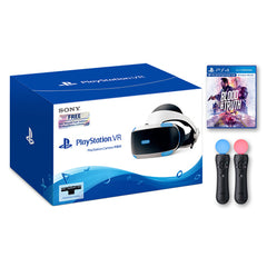 PlayStation VR Blood and Truth Bundle with 2 Move Controller