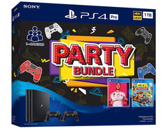 PlayStation 4 Pro Party Bundle