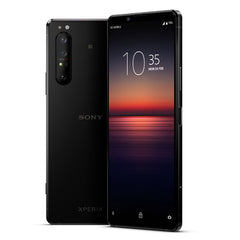 Xperia 1 (Black) + Free Casing