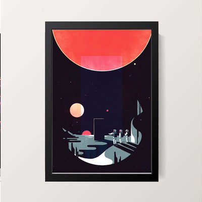 Buy Space Odyssey Wall Decor