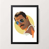 """FREDDIE"" Wall Decor"