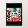 """GTA Liverpool"" Wall Decor"