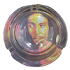 Bob Marley Glass Ashtray